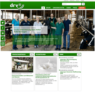 ArchiveBay.com - raiffeisen.de - Der DRV -- - Deutscher Raiffeisenverband e.V.