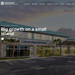 NewGround - Delivering the Next Generation of Design
