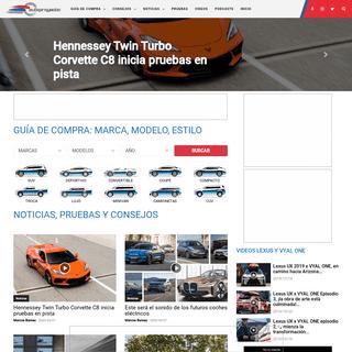 Autoproyecto - Guía de Compra de Vehículos, Noticias de Autos y Opiniones