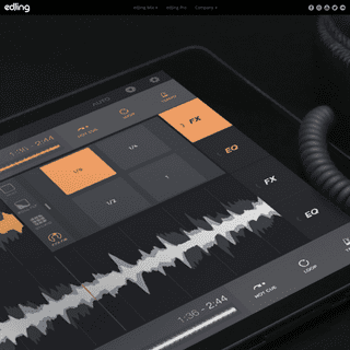 edjing, edjing Pro and edjing Scratch - Mix SoundCloud, Deezer, and MP3!