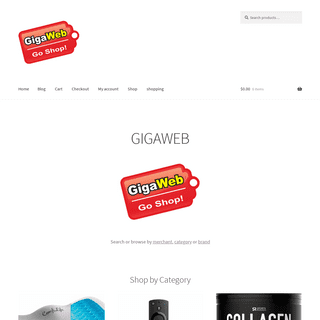 Gigaweb.com – Gigaweb Great Products Great Prices