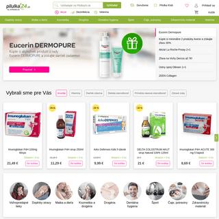 Pilulka24.sk online lekáreň