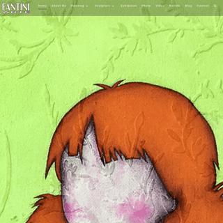 Fantiniarte – -OFFICIAL WEBSITE- L'arte non riproduce ciò che è visibile, ma rende visibile ciò che non sempre lo è.