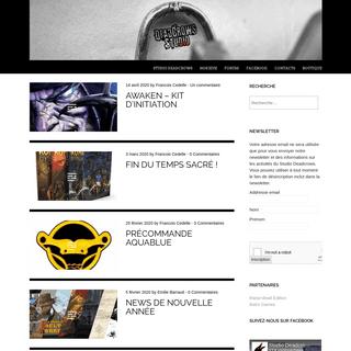 ArchiveBay.com - deadcrows.net - Actualités du studio deadcrows