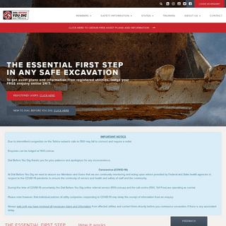 ArchiveBay.com - 1100.com.au - DBYD - Dial Before You Dig