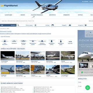 Aeronaves à Venda - Aviação Executiva - FlightMarket