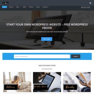 Blogwebpedia - Graphic Design Services