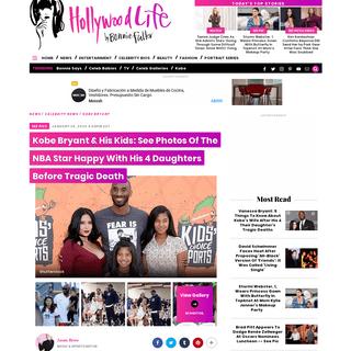 ArchiveBay.com - hollywoodlife.com/2020/01/26/kobe-bryant-kids-family-photos/ - Kobe Bryant's Kids- See Family Photos In The Wake Of His Tragic Death – Hollywood Life