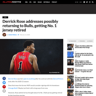 ArchiveBay.com - clutchpoints.com/bulls-news-derrick-rose-addresses-possibly-returning-chicago-getting-no-1-jersey-retired/ - Bulls news- Derrick Rose addresses possibly returning to Chicago