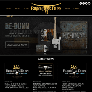 ArchiveBay.com - brooks-dunn.com - Brooks & Dunn