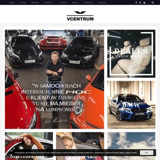 Salon samochodów luksusowych i premium w Warszawie - VCentrum