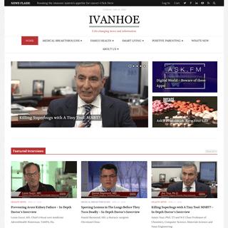 Home - Ivanhoe Broadcast News, Inc.