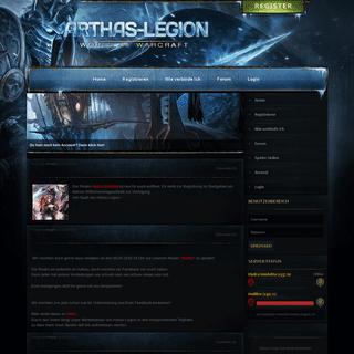 ArchiveBay.com - arthas-legion.de - Arthas-Legion