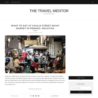 ArchiveBay.com - thetravelmentor.com - The Travel Mentor - Travel Smarter