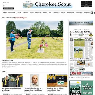 Home - Cherokee Scout, Murphy, North Carolina