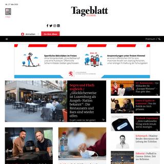 Tageblatt.lu - - Tageblatt.lu