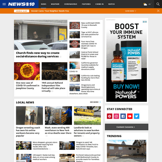 ArchiveBay.com - ktvl.com - Medford News, Weather, Sports, Breaking News - KTVL
