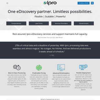 eDiscovery Software - Simplifying The Process From Discovery To Trial