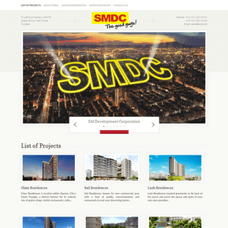 SMDC -- SM Residences