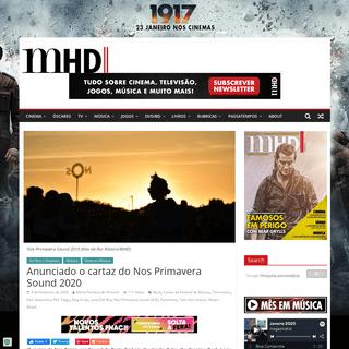 ArchiveBay.com - www.magazine-hd.com/apps/wp/cartaz-nos-primavera-sound-2020/ - Anunciado o cartaz do Nos Primavera Sound 2020 - Magazine.HD