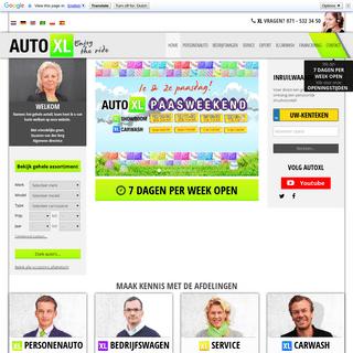 AutoXL - De grootste occasiondealer in de regio!