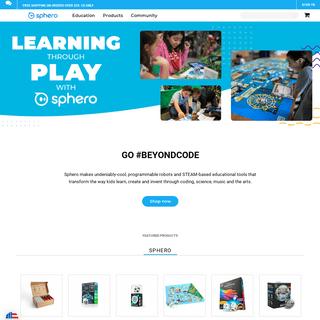 STEM Kits & Robotics for Kids - Inspire STEM Education with Sphero