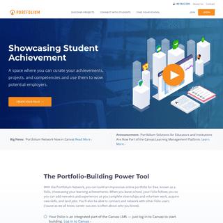 ArchiveBay.com - portfolium.com - Portfolium Network- Showcase Your Skills in an ePortfolio
