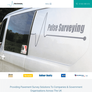 ArchiveBay.com - pulsesurveying.com - Pulse Surveying – GPR & FWD Testing