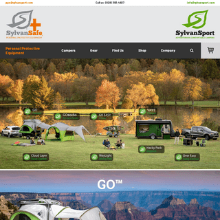 Adventure Camping Trailers & Outdoor Accessories - SylvanSport