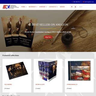 ArchiveBay.com - nccs.net - National Center for Constitutional Studies - Pocket Constitution