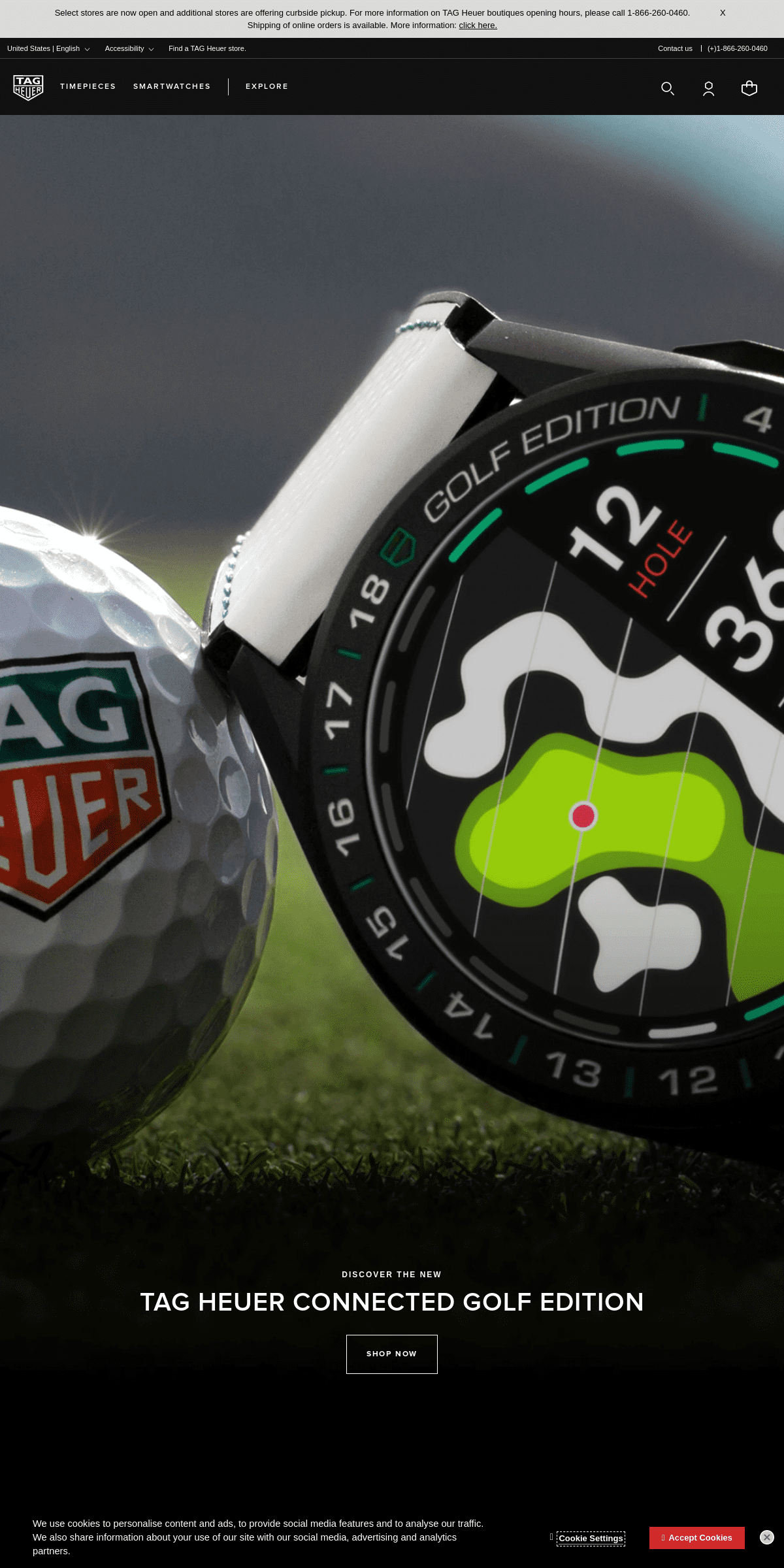 TAG Heuer® Official Website - Swiss Luxury Watches since 1860