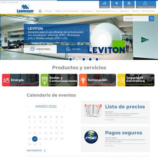 Laumayer - Variadores de velocidad - Equipos Eléctricos Colombia