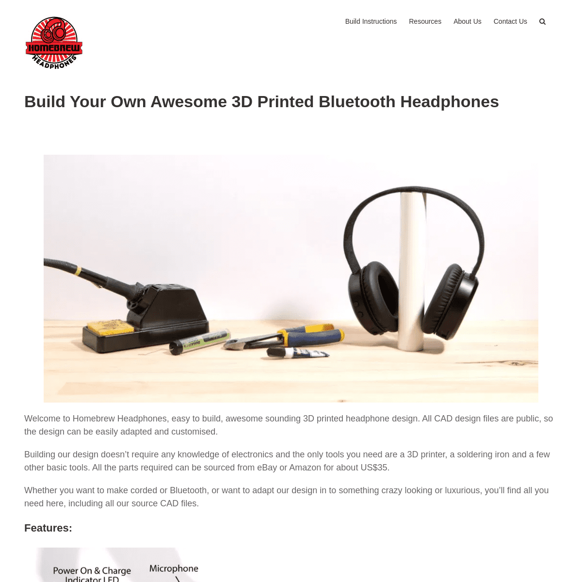 ArchiveBay.com - homebrewheadphones.com - Homebrew Headphones – Open Source 3D Printed Headphone Design