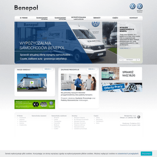 Volkswagen Benepol Dealer i Serwis