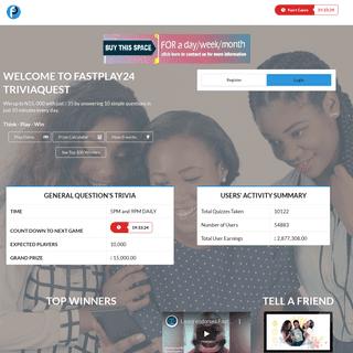 FastPlay24 - TriviaQuest