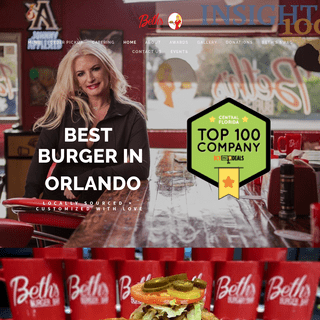Beth's Burger Bar