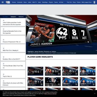 Highlights- James Harden - Rockets vs. Celtics - NBA.com