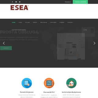 ESEA – System automatyki budynkowej