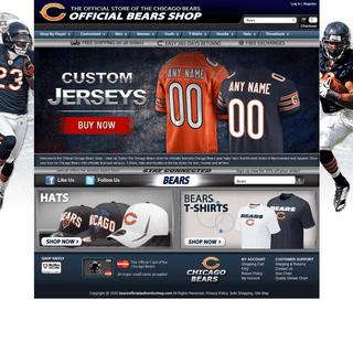 Cheap Official Chicago Bears Jerseys Shop
