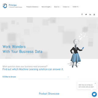 Principa - South African Data Analytics, Consulting & Software
