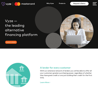 Consumer Financing Solutions for Businesses - Vyze