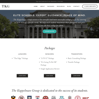 Top Private College Admissions Counselor in NYC