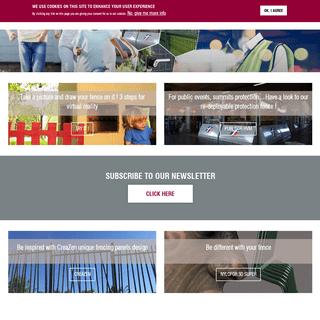 Fencing, gates, gabions, welded mesh - Betafence manufacturer