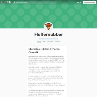 Fluffernubber