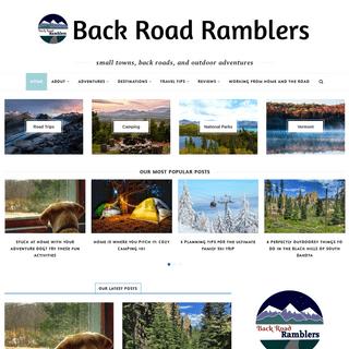 Back Road Ramblers
