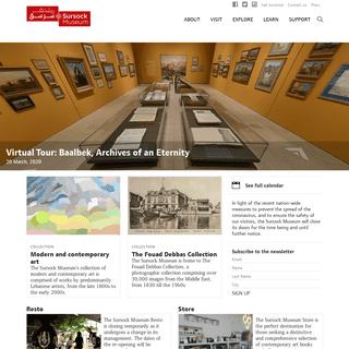 Sursock Museum - Sursock Museum