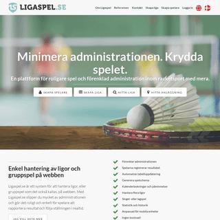 Ligaspel.se