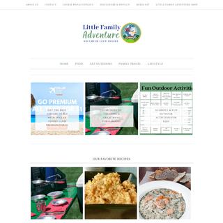 ArchiveBay.com - littlefamilyadventure.com - Little Family Adventure - Active Family Travel and Lifestyle Blog