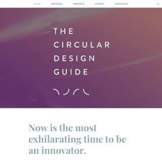 The Circular Design Guide