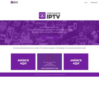 ArchiveBay.com - gerateste.info - Gerenciador - IPTV